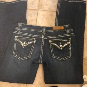 Vigors collection denim